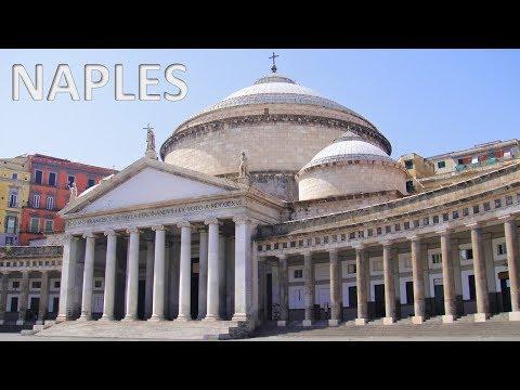 NAPLES – Italy 🇮🇹 [HD]