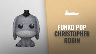 Funko Pop Christopher Robin [2018]: Funko Pop Disney: Christopher Robin Movie - Eeyore Collectible