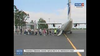 Долг рубежом красен: судебные приставы сняли с рейса Чебоксары – Анталья несколько пассажиров