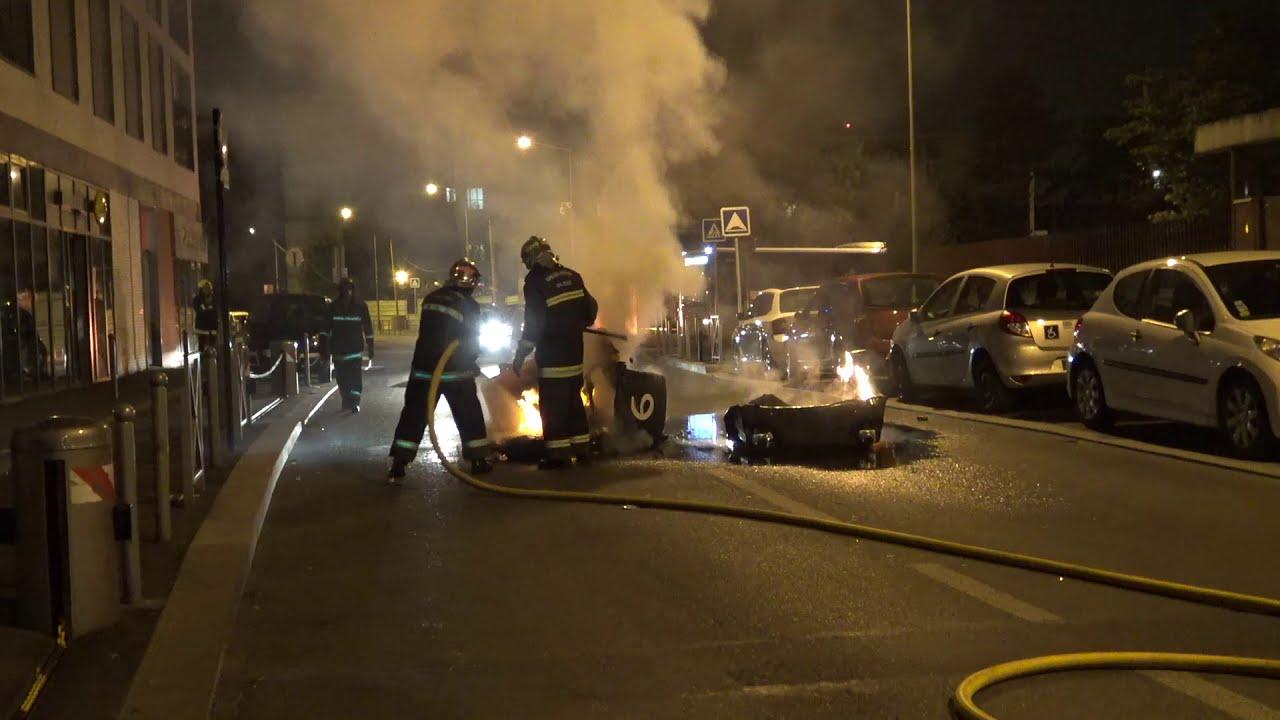 Incidents après la mort de Aboubakar Fofana (5 juillet 2018, Garges-lès-Gonesse, France)