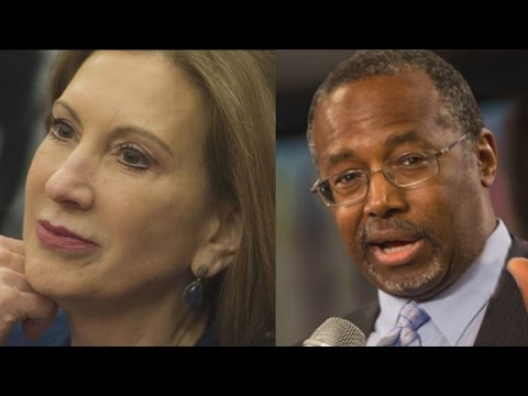 Carly Fiorina, Ben Carson Enter 2016 Presidential Race