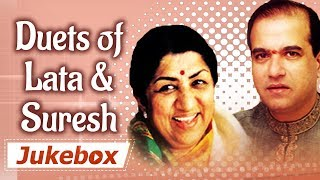 Lata Mangeshkar & Suresh Wadkar Duets (HD) - Bollywood Evergreen Songs