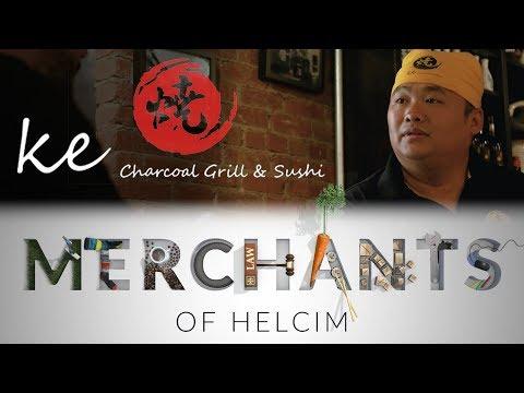 Ke Charcoal Grill & Sushi | Merchants of Helcim