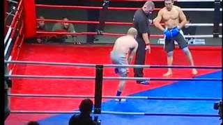 Ardak Nazarov (KAZ) vs Brandon Garner (USA) (Bushido / MMA 2008)
