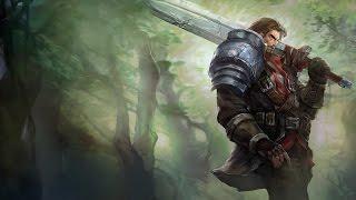 Garen Errante - League of Legends (Completo BR)