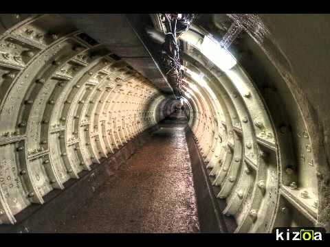 Video Maker: Greenwich foot tunnel