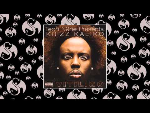 Krizz Kaliko - Anxiety (Feat. Tech N9ne)