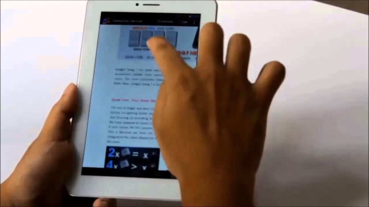 Ainol Novo 7 AX1 Android 4.2 Quad Core 3G Tablet PC ...