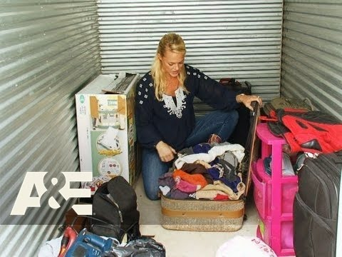 Storage Wars: Texas: Jenny's Locker Is Full Of Designer Trash  A&E