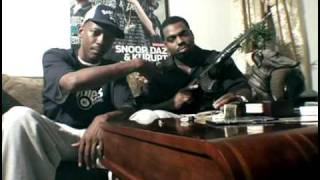 Watch Tha Dogg Pound Ride  Creep video