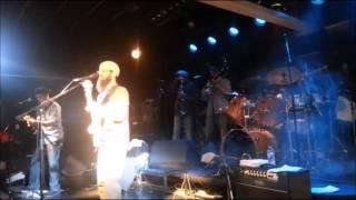 Harrison Professor Stafford  - Live Concert - Chez Paulette - Oct 05 2012 (Toul France - 21mn)