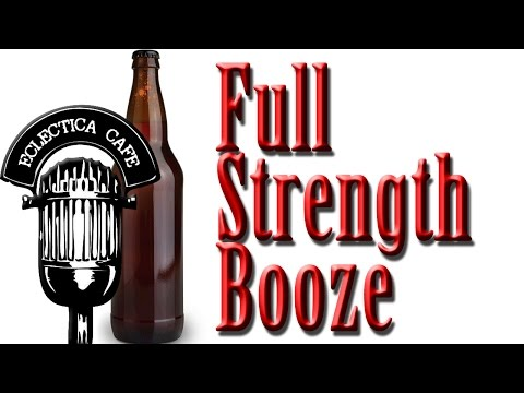 Full Strength Alcohol in Grocery Stores