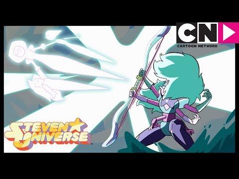 Steven Universe | Alexandrite EPICALLY Unfuses Malachite | Super Watermelon Island | Cartoon Network