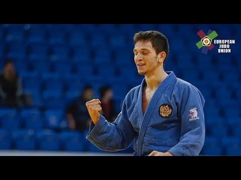 Дзюдоист Гамзат Заирбеков дошел до финала Открытого Европейского турнира в Австрии