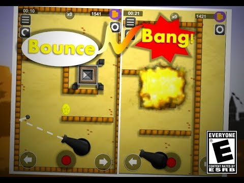 Bounce N Bang - Android game - Free - Trailer