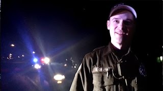 Man Takes Over Traffic Stop; Teaches Cop Law! (full)