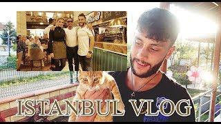 ISTANBUL VLOG - NUSRET GETROFFEN   Karrysbc