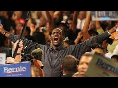 Reporter: Black People Shouldn't Vote For Bernie Sanders