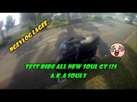 #22 AKHIRNYA NGEVLOG LAGI... // FIT All New Soul GT 125 - Motovlog Indonesia