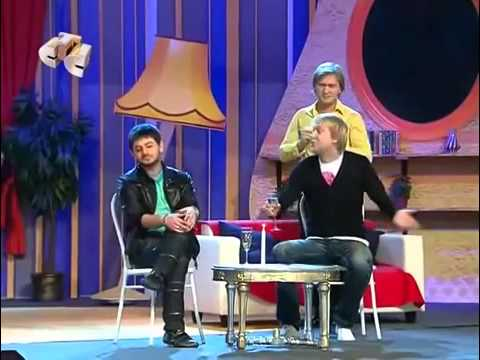 Шоу Уральские пельмени   Самая романтичная пара Михаил Галустян и Сергей Светлаков