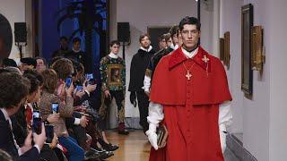 Dolce&Gabbana VELVET EXOTIC LEATHER