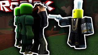 THEY KILLED MY FRIENDS! (Roblox Zombie Rush)