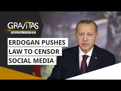Gravitas: Turkey | Erdogan pushes law to censor social media