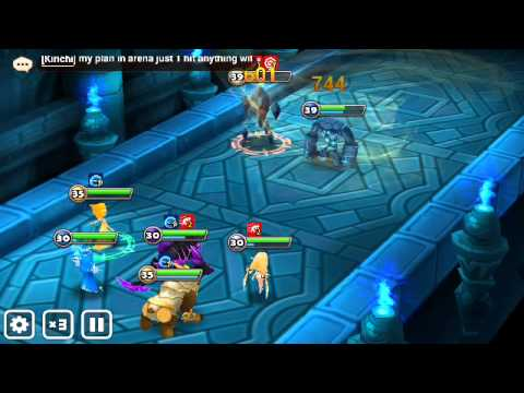 Summoners War Dark Salamander Youtube