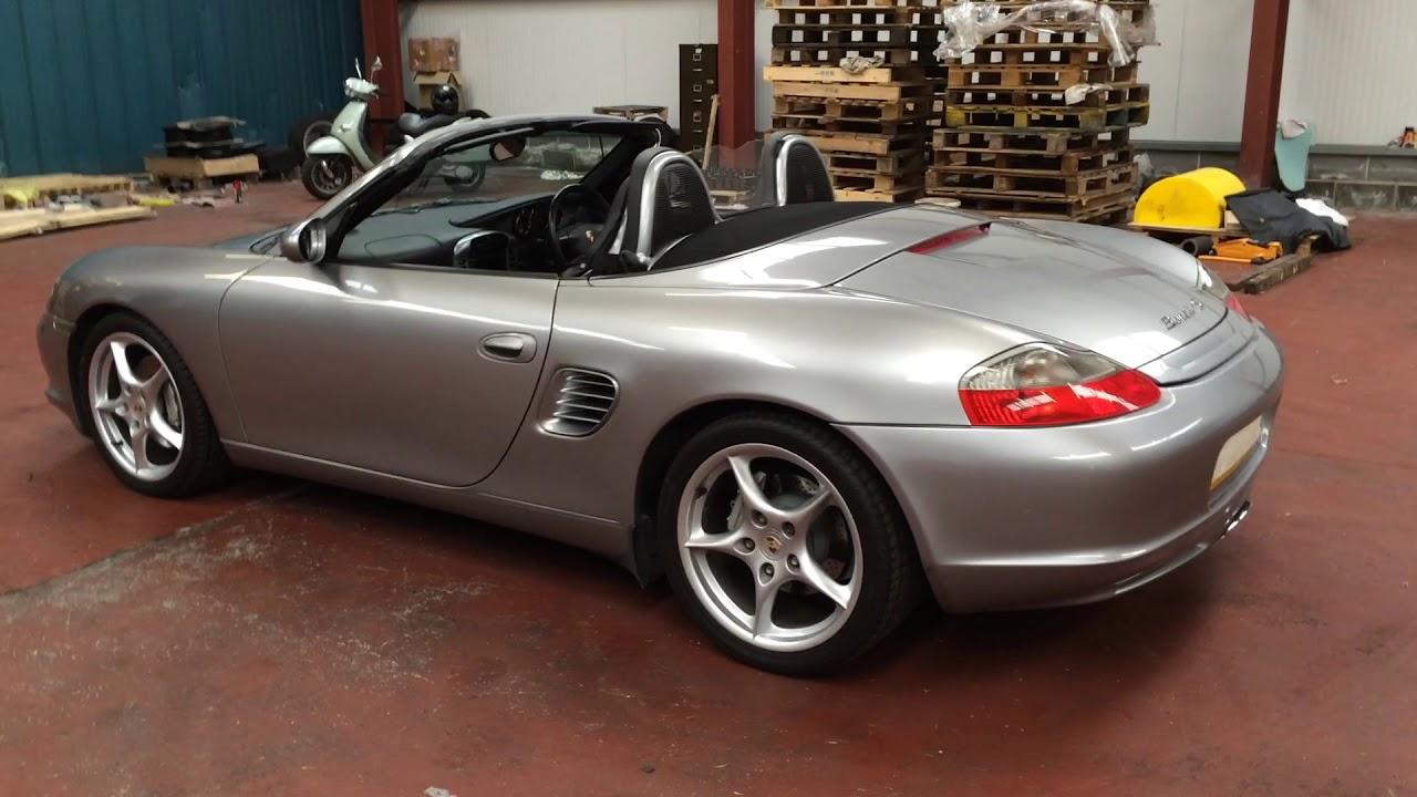 Porsche Boxster S 550 Spyder Anniversary Edition Youtube