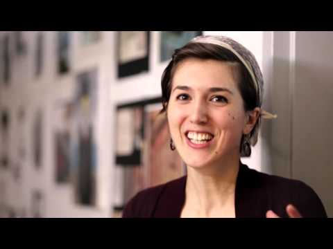 Katie Brubaker // Visionary Woman Scholar