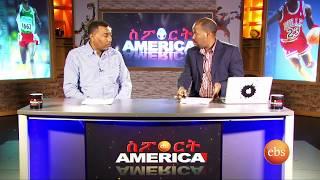 Sport America - 12 March 2018