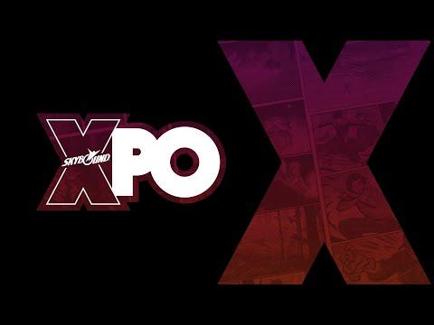 Skybound Xpo Day One
