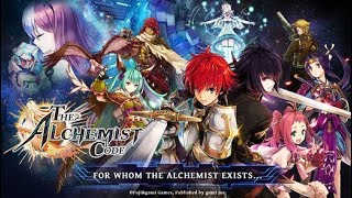 The Alchemist Code Strategy RPGs [Android/iOS] Gameplay ᴴᴰ