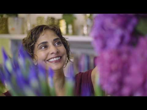 Queen Bee Flower Shop Introduction Video