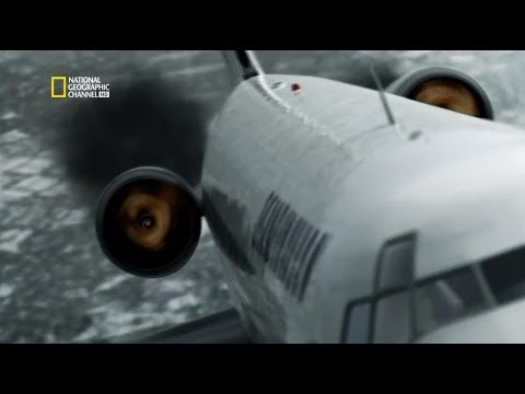 Air crash // Pilotes en détresse // Vol 751 Scandinavian Airlines