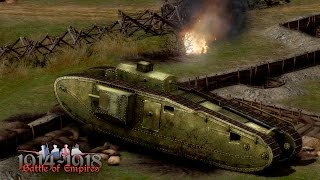 Most Beautiful Strategy about the First World War on PC ! Game Battle of Empires 1914-1918