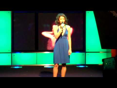 "Arielle Jacobs Sings ""Breathe"" on KTLA Morning New..."