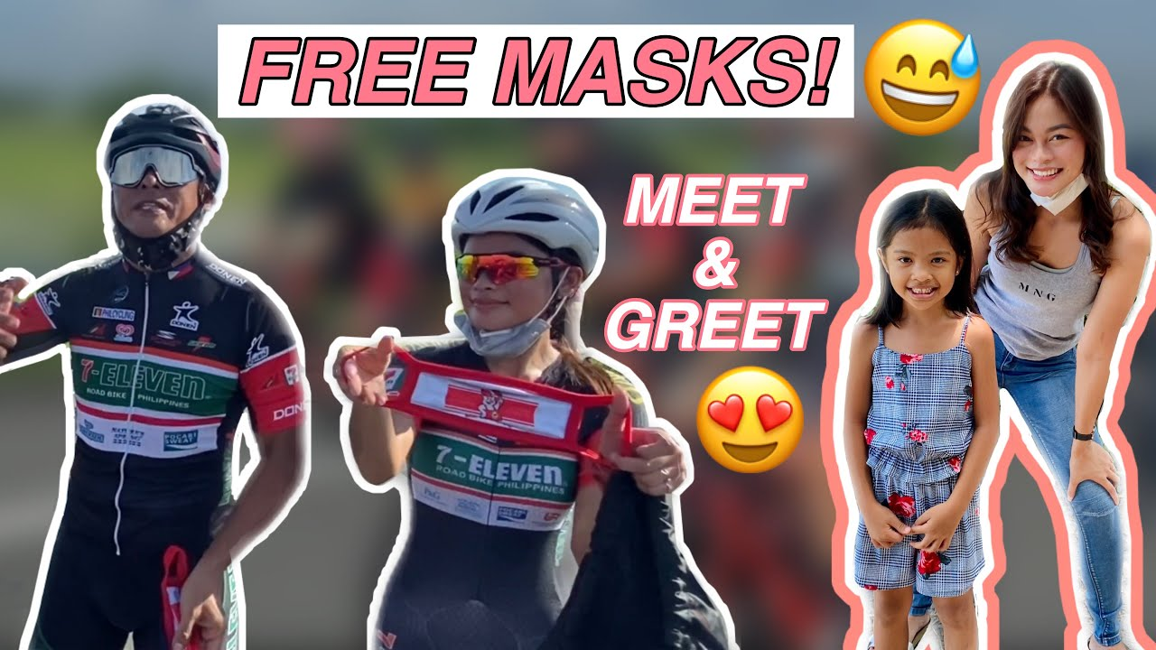 NO MASK, NO RIDE | I SURPRISED A CUTE FAN by Aira Lopez