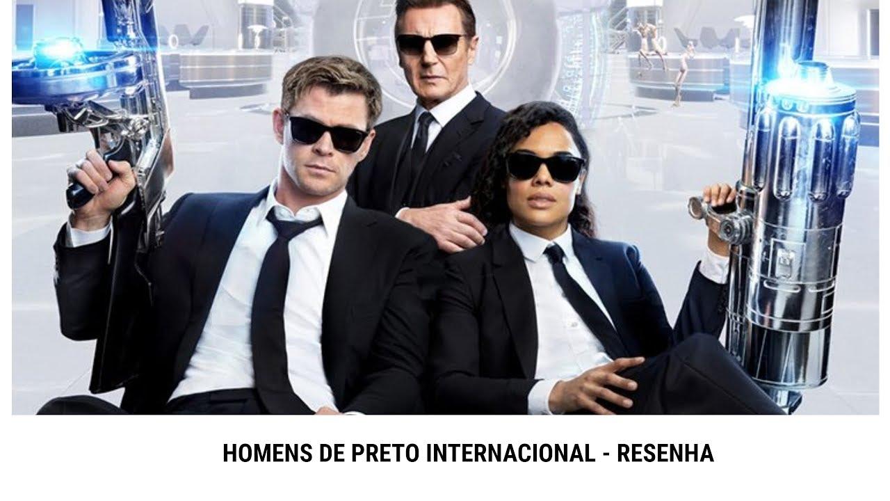 Homens de Preto Internacional - Resenha