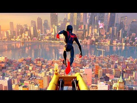 Мелкие детали, которые сложно заметить в мультике Человек-паук: Через вселенные