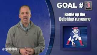 4th & Goal: Previewing Patriots vs. Dolphins (week 16)