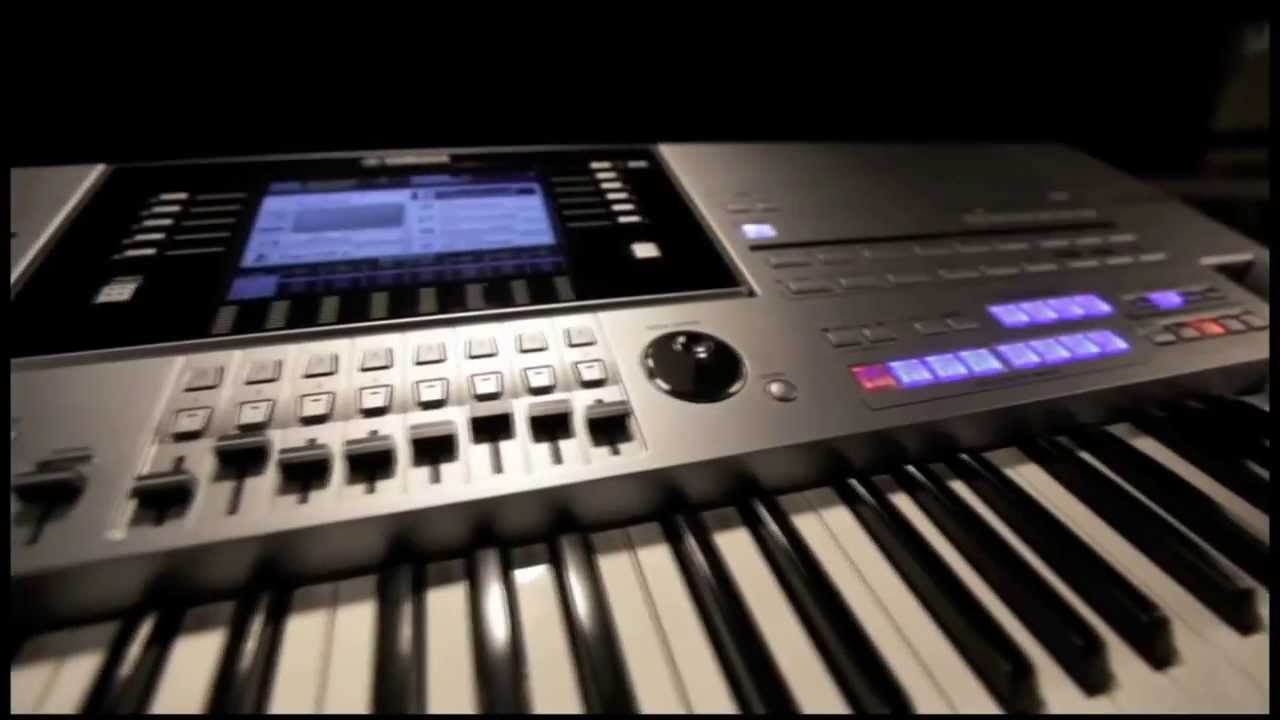 Yamaha tyros 5 esk titulky youtube for Yamaha tyros 5