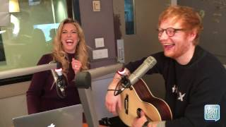 Ed Sheeran Joins The Bert Show!