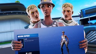 I told kids RECON EXPERT was BACK In The ITEM SHOP and they FREAKED OUT!