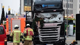 Berlin Attack: Merkel Says We Have to Assume This Is Terrorism