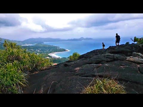 Dan Bernica nature trail.Grand Anse Mahe, # Mahe #Seychelles