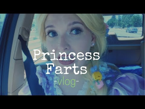 Farting Princess | VLOG