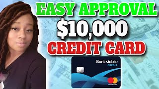 Ten Thousand Credit Card Soft Pull Approval