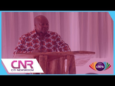 Citi News exclusive with John Mahama on Ayawaso West Wuogon by-election violence