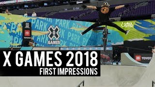 X Games 2018: First Impressions